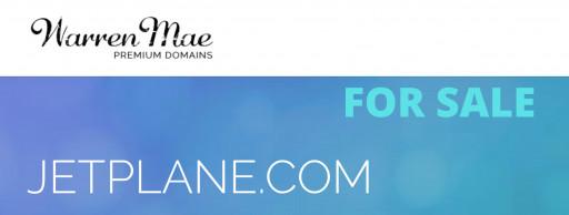 Private Aviation Boom Gives Platform for Jetplane.com Sale