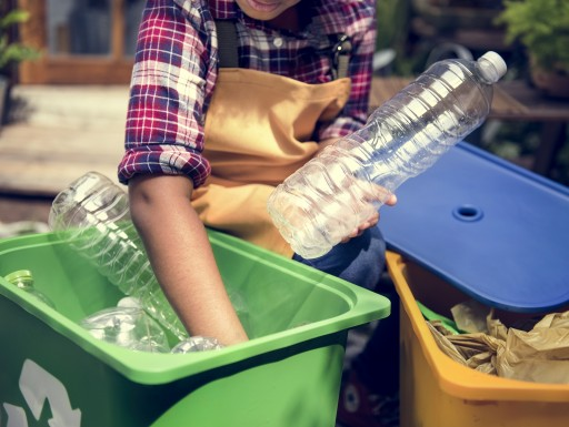 CEO Brandon Frere: 8-Year-Old Has 5-Year-Old Business Recycling Cans and Bottles