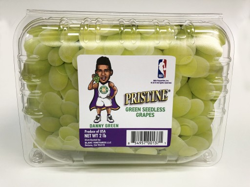 NBA Star Danny Green Partners With Blanc Vineyards to Encourage Kids to Live Healthy Lifestyles