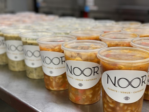 Announcing NOOR's Community Soup To-Go Donation Program