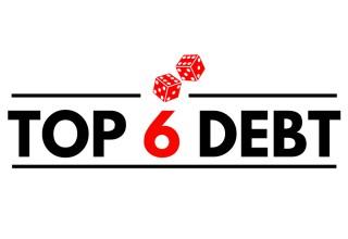 Top 6 Debt