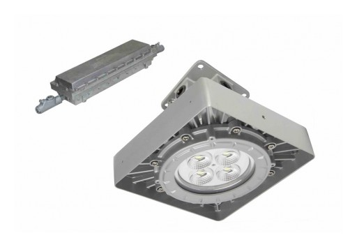 Larson Electronics Releases Explosion-Proof High Bay LED Fixture, Emergency Battery Backup, CID1
