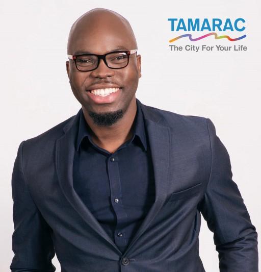 Marlon D. Bolton Selected as Tamarac Vice Mayor