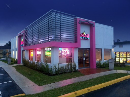 Miami Grill Secures Plans for Latin American Locations