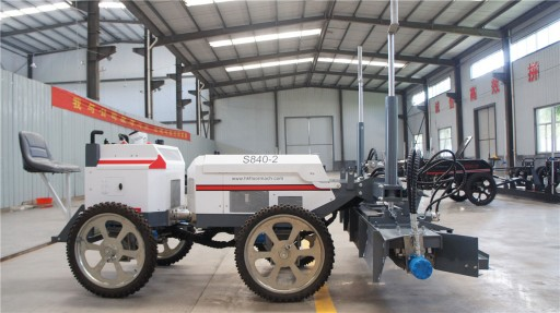 HIKING Concrete Laser Screed Machine Develops and Innovates Worldwide