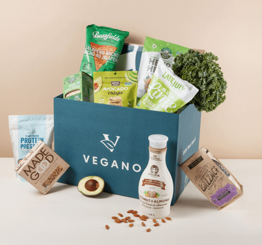 Vegano Delivers More Than Just Meal Kits With the Launch of Their Online Marketplace