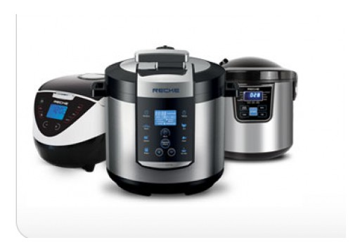 RECKE Offering Collection of Quality MultiCookers