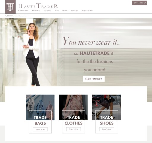 HauteTrader.com is an Innovative Solution for Dealing With Unwanted Holiday Fashion Purchases