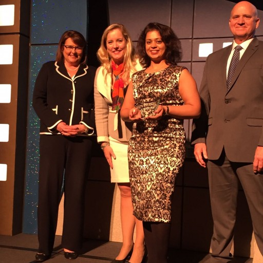 Hetal Parikh of Rangam Consultants Wins NJBIZ Best 50 Women in Business 2017 Award