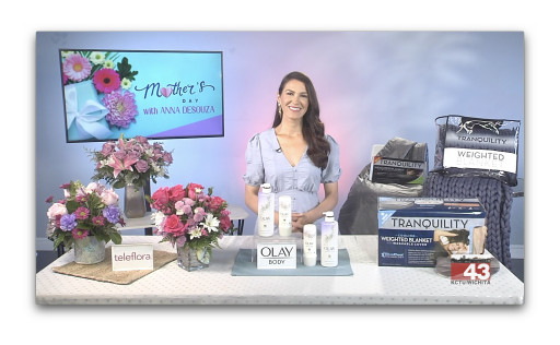 Anna DeSouza Gives Advice for Making Mom Feel Special During Challenging Times on TipsOnTV Blog