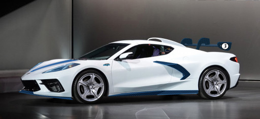 Cunningham Automotive Announces the Creation of Its 60th Anniversary Cunningham C8 Corvette