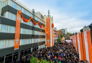 On Saturday, October 28, 2017, in the heart of the dynamic Dutch capital of Amsterdam, some 1,300 Scientologists and their guests come together to celebrate the opening of a stunning new Church of Scientology.