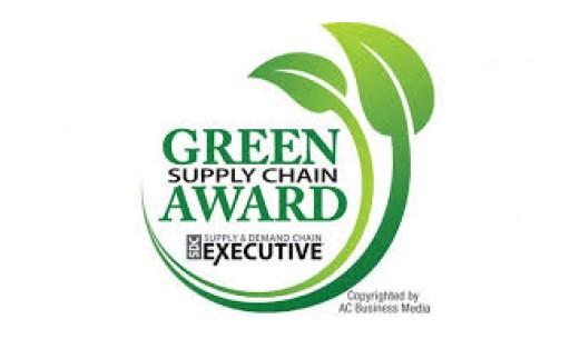 John Galt Wins Green Supply Chain Award 2018