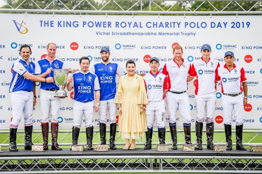 U.S. Polo Assn. Named Official Apparel Sponsor of King Power Royal Charity Polo Day