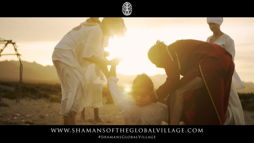 Shamans of the Global Village Documentary  Launch by Umiimu