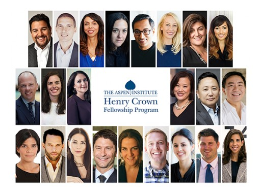 Knighted Ventures Co-Founder Jieho Lee Named to Aspen Institute's 2018 Class of Henry Crown Fellows