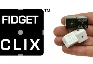 FIDGET CLIX now on Kickstarter