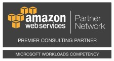 AWS Premier Consultant with Microsoft Workloads Competency