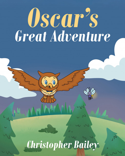 Christopher Bailey's New Book 'Oscar's Great Adventure' Shares a Wise Owl's Rescue Mission to Save His Brother From Captivity