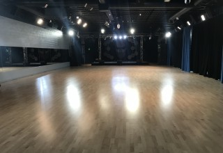 Dance and Exercise Studio for Production