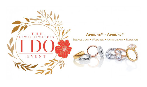 The Lewis Jewelers 'I Do' Event