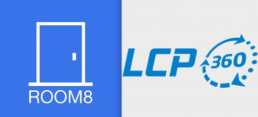 ROOM8 and Google Street View Trusted Agency LCP360 Announce Partnership