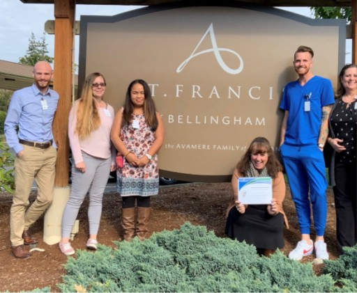 Avamere Community Earns Platinum Level Achievement in Wound Care