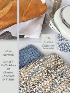 The Kitchen Collection by Scarfy Chick