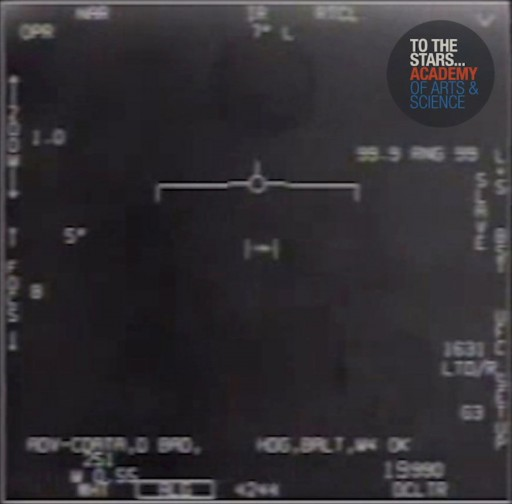 To the Stars Academy of Arts & Science Acknowledges the Pentagon's Official Release of Unidentified Aerial Phenomena Video Footage