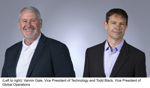 Lynx Innovation Names Vannin Gale as Vice President of Technology and Todd Black as Vice President of Global Operations