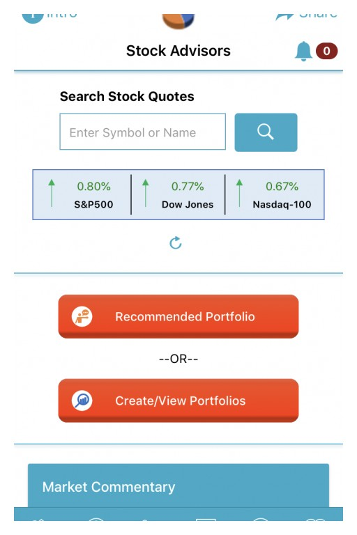 Dynamic Investment Advisors Launches Mobile App: Stock Advisors - Invest Smarter