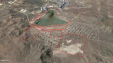 Aerial Perspective Prado Ranch
