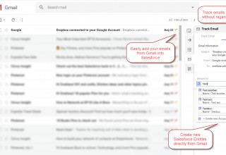 Track Individual email Replies to Salesforce