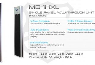 Metal Defender MD-XLD-H - New Low Price