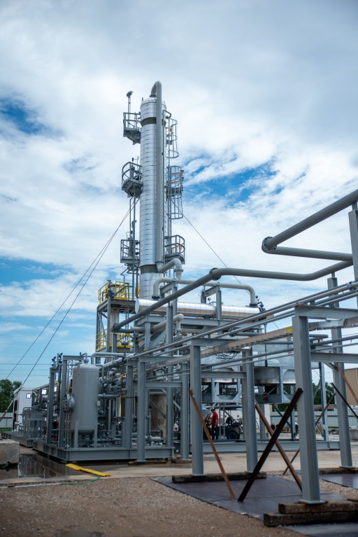 VFuels and MMEX Resources Announce Accelerated Schedule for Pecos County, Texas Refinery
