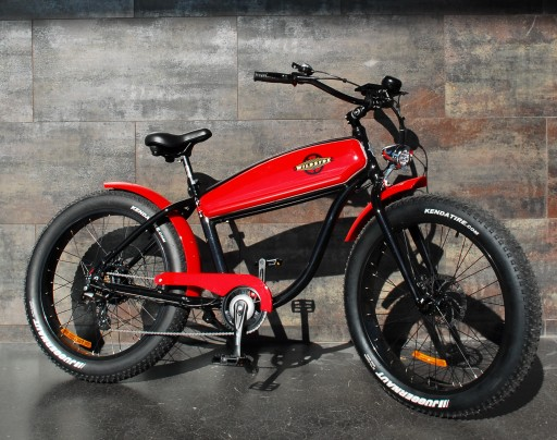 Introducing Wildsyde Vintage-Inspired Electric Cruiser Bikes to the U.S.