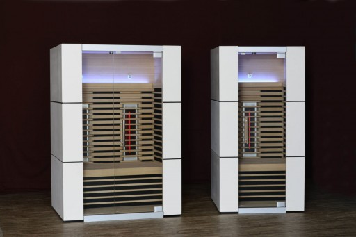 Almost Heaven Saunas Introduces Contemporary Infrared Series
