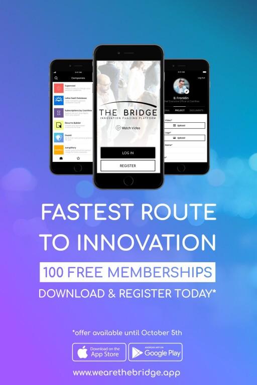 THE BRIDGE APP - A Digital Solution for Funding Innovation
