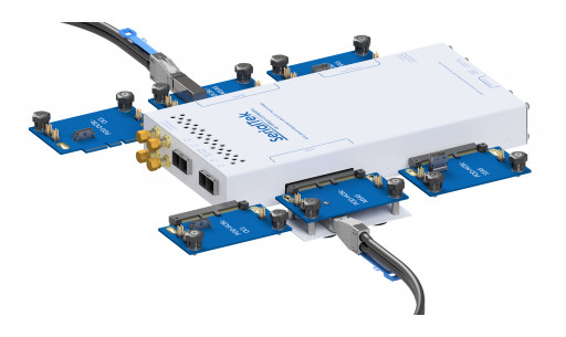 SerialTek Introduces Innovative Modular PCIe® / NVMe™ Interposers and New Kodiak™ WebUI Management Interface