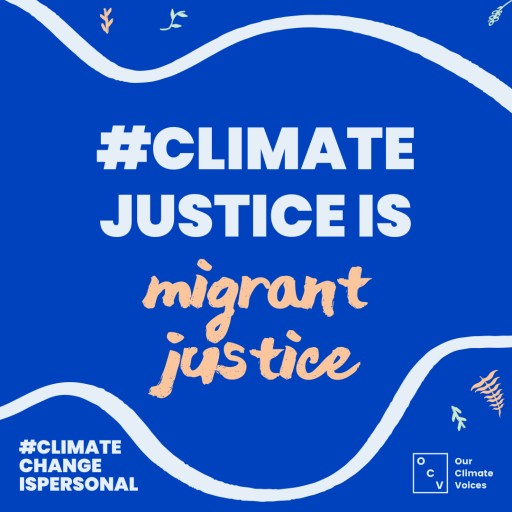 #ClimateChangeisPersonal: Our Climate Voices Launches a Campaign in Climate Justice Storytelling