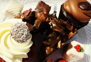 Chocolate Lovers' Special at Texas State Railroad