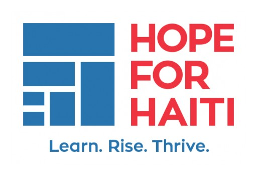 Hope for Haiti Launches New Logo and Website