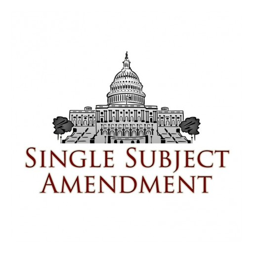 Congressman Tom Marino Makes History to Add Single Subject Amendment to the U.S. Constitution