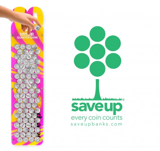 Say Good-Bye to the Piggy Bank & Hello to Saveup® Banks