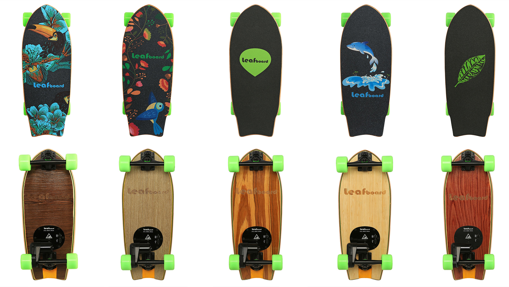 Leafboard Introduces The World S Lightest And Most