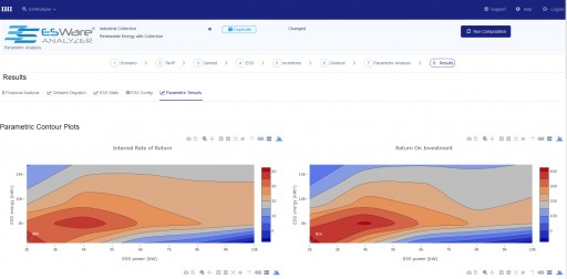 IHI Inc. Launches New Energy Storage Software, ES/Analyzer