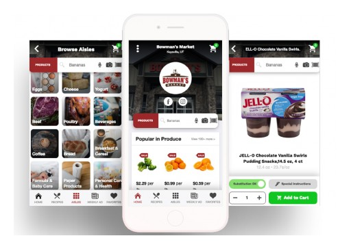 ShopHero Partners With Winkler Wholesale Grocers to Offer Online Grocery to 400 Independent Grocers