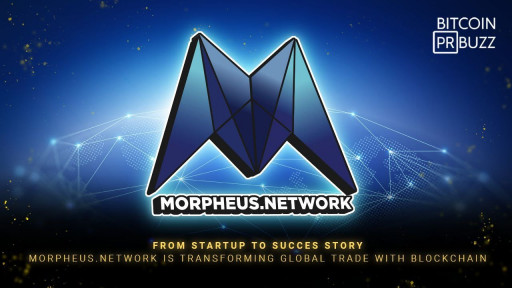 From Startup to Success Story — Morpheus.Network is Transforming Global Trade With Blockchain
