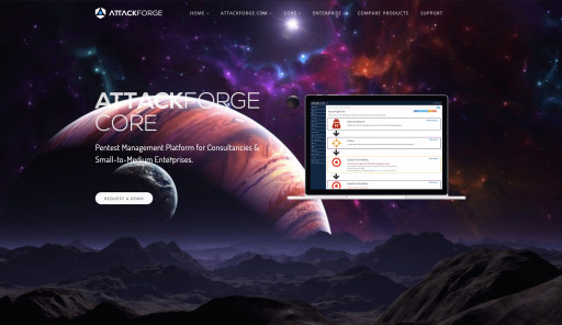AttackForge Launches 'Core' - a New Highly Anticipated Product for Cybersecurity Teams
