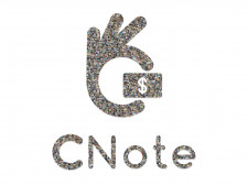 CNote - Five-Year Anniversary Logo